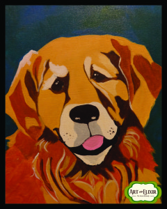 Your Pet Pop Art