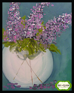Three Lilacs